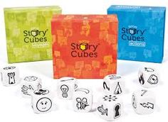 Story Cubes Lillipeq Ocio en Familia, actividades para embarazo, posparto, infancia y familia - Blog