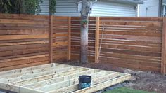 horizontal fence designs - Yahoo Search Results