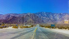 2016, week 43. Desert of Palm Springs - Caliornia (USA). Picture taken: 2016, 09