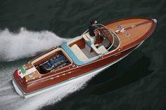 Riva Aquarama Lamborghini Speedboat 2