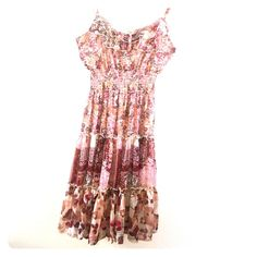 Floral Dress Gently Worn, Final Price American Rag Dresses