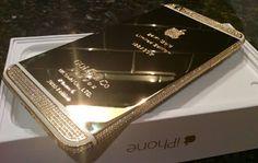 Electronics LCD Phone PlayStatyon: Apple iPhone 6 - 128GB - 24K Mirror Gold/White Pla...