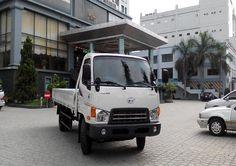 Hyundai Đồng Vàng chuyên phân phối các dòng xe Hyundai chính hãng Đồng Vàng như: xe tải, xe Benz Hyundai:HD65 - 2.5 tấn, HD72 - 3.5 tấn, HD120 – 5 tấn, Xe khách County 29 chỗ...lắp ráp Nhà máy Ô Tô Đồng Vàng, linh kiện nhập khẩu CKD mới 100% từ Hyundai Hàn Quốc, bán giá gốc, hỗ trợ thủ tục làm đăng ký đăng kiểm, cải tạo, mua xe trả góp...giao xe ngay!Hệ thống đóng ngắt cổ xả ưu Việt thuận lợi cho xe đi đường đèo, đổ dốc.