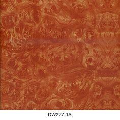 Water printing film wood pattern DW227-1A