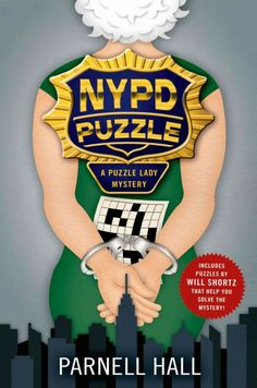 NYPD Puzzle : A puzzle lady mystery by Parnell Hall