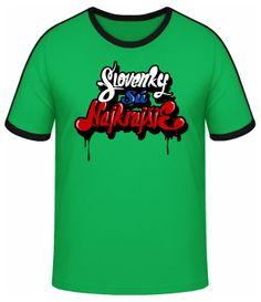 Pre pánov-slovenky sú najkrajšie #design #shirtinatorsdesign #shirtinator
