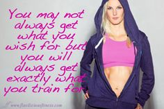 Work hard because it will show in the end. REPIN if you agree! #motivation #getfit
