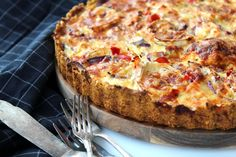 Hawaiian Pizza, Quiche, Food And Drink, Breakfast, Morning Coffee, Quiches