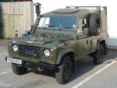 Land Rover Defender XD Tdi 110 Hard Top FFR Winterised and Waterproofed Spec 1998.