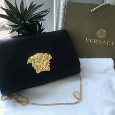 6 Things I Wish I Knew Before Starting A Business - Gucci Backpack - Ideas of Gucci Backpack - versace bag Luxury Bags, Luxury Handbags, Purses And Handbags, Mode Lookbook, Versace Bag, Versace Boots, Versace Purses, Versace Sneakers, Versace Chain
