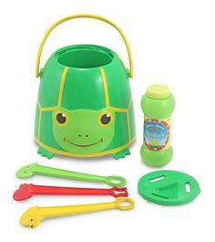 Tottle Turtle buble bucket  $12.99