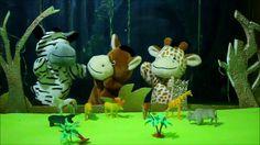 Baby Einstein Puppets 2017 Video : Alphabet C Worlds of Animal