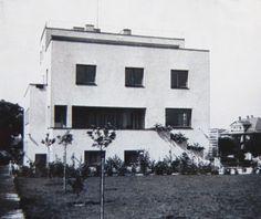 Kantorova vila, Jablonec, 1934