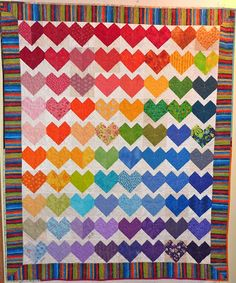 Kathy's Quilts: A Wonderful Quilted Surprise