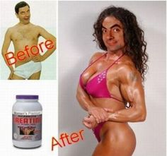 Before & After Bean
