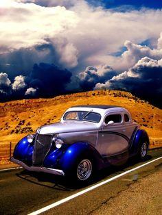 classic street rod…