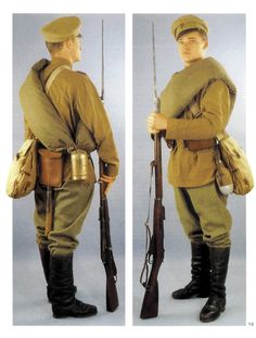 Image result for ww1 russian soldier