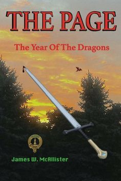 The Page: The Year Of The Dragons by James McAllister.