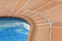 #Borde para #piscina - Exagres