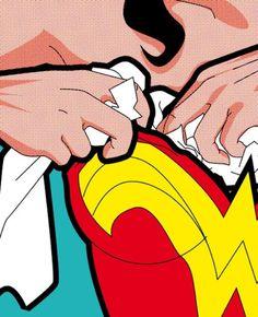 La #VidaSecreta de los #Superhéroes