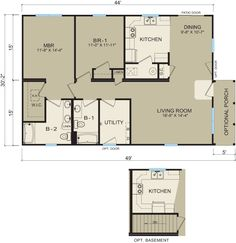Heckaman homes custom builder of modular homes indiana for Indianapolis home builders floor plans