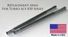 Frame Extension Arms (2Pcs kit) for Turbo Ace X830-S & X830-D Quad by Walkera. $39.99. Paint them any color you want.. Durable Aluminum tube that will bend back in shape.. Precision hand machined.. Guraranteed to fit the original Walkera parts.. If you owned an Walkera Turbo Ace 830 series you'd know by now that the motor arms are the weakest point of the helicopter. These replacement arms are 3 times thicker than the original and will not break in flight or in a crash. The will ...