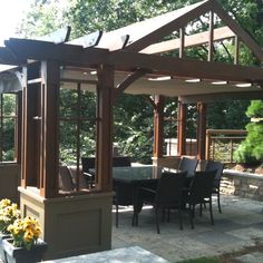 Patio Pergola Design no. Diy Pergola, Building A Pergola, Small Pergola, Pergola Canopy, Pergola Attached To House, Metal Pergola, Pergola With Roof, Outdoor Pergola, Covered Pergola