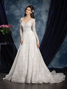 Style a wedding dress