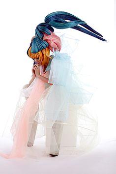 Mikio Sakabe, fashion designer.