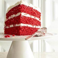 Red Velvet Cakes and Desserts