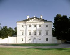 Marble Hill House, Middlesex, built between 1724 and 1729 for Henrietta Howard (English Heritage) English Architecture, Georgian Architecture, Classical Architecture, Marble Hill House, Le Siecle, English Manor Houses, English Homes, English Castles, Country House Wedding Venues