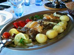 Fish platter at Restaurante Mirador do Cepudo near Vigo, Galicia, Spain: www.europealacarte.co.uk/blog/2013/02/07/things-to-do-vigo/