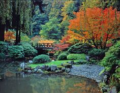 japanese gardens,oregon