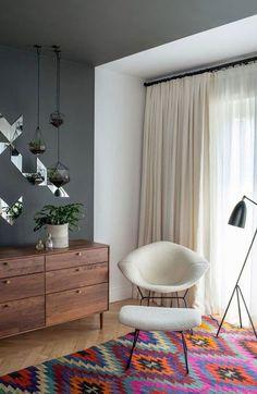 Brooklyn Brownstone - contemporary - bedroom - portland - by Jessica Helgerson Interior Design