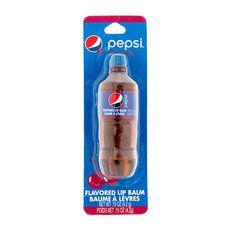 Wild Cherry Pepsi Flavored Lip Balm in Soda Bottle