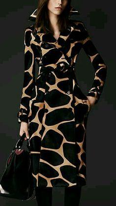 Abrigo leopardo c &