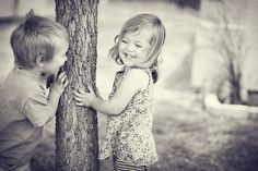 black-and-white-children-couple-cute-photography.