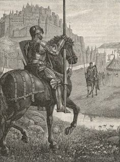 Sir Gareth was a Knight of the Round Table. He was the youngest son of Lot and… King Arthur Legend, Legend Of King, Medieval World, Medieval Knight, Excalibur, Rose Croix, The Lady Of Shalott, Mists Of Avalon, Roi Arthur