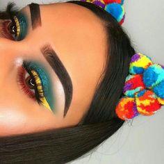 Eye Makeup Tips.Smokey Eye Makeup Tips - For a Catchy and Impressive Look Makeup Goals, Makeup Inspo, Makeup Art, Makeup Tips, Beauty Makeup, Hair Makeup, Makeup Ideas, Makeup Tutorials, Makeup On Fleek