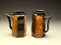 Ceramic Beer Steins - These are really cool. Love the elf-ear handles (that's what they remind me of).