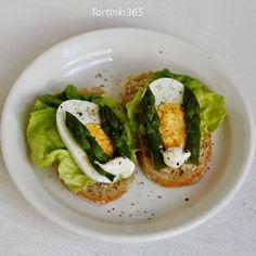 Tartinki365: Tartine 363. Hard Boiled, Boiled Eggs, Lettuce, Avocado Toast, Asparagus, Stuffed Peppers, Breakfast, Food, Deviled Eggs