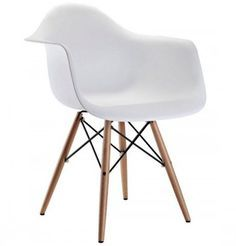 Sunset Side Chair WHITE
