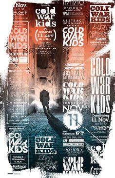 Cold War Kids  Harlow's   Sacramento  November 2010