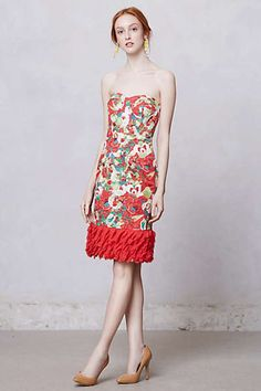 Want this #Anthropologie dress SO badly!