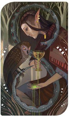 Commission: Ashrel by DemonLife on DeviantArt