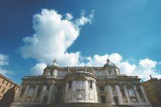 Santa Maria Maggiore, Roma 2013, Canon AE-1, Prescilla Gringott ©