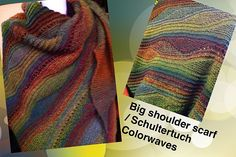 Ravelry: virusinchen's Warming Colourwaves Tosca
