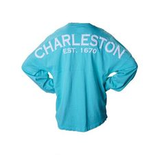 Palmetto Moon | Charleston Long Sleeve Spirit Jersey