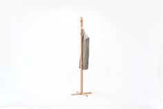 Angle is a minimalist coat rack created by Switzerland-based designer Lucien Gumy for Karimoku New Standard. Angle is a minimalistic coat stand that functions without any additional parts to hang clothes: The hooks are carved directly into the pole. the simplicity of Angle, it is made of only 3 parts, and the carefully crafted details, gives it almost sculptural qualities and makes it a pleasure to look at in any room. Because the hooks are located close to the center of gravity and due to…