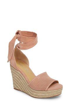 7ec1f51dd21 Women s Splendid Bentley Espadrille Wedge Sandal Lace Up Sandals